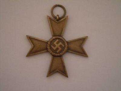 MEDAILLE ALLEMANDE DE 1939