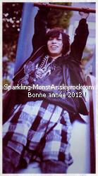 Bonnée année 2012 ☆