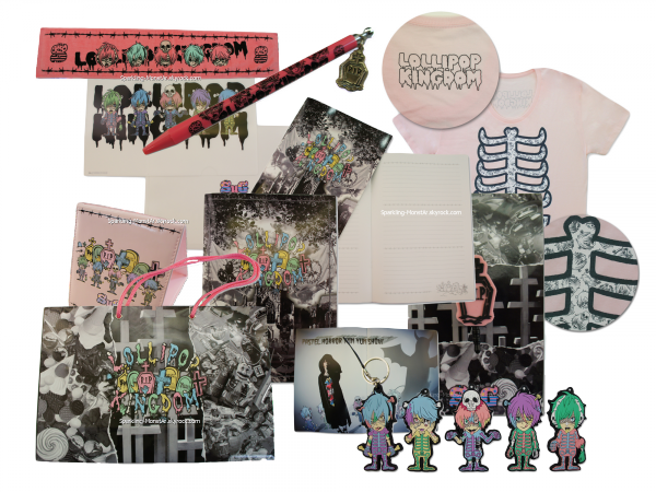 Merchandising「The Lollipop Kingdom Show」