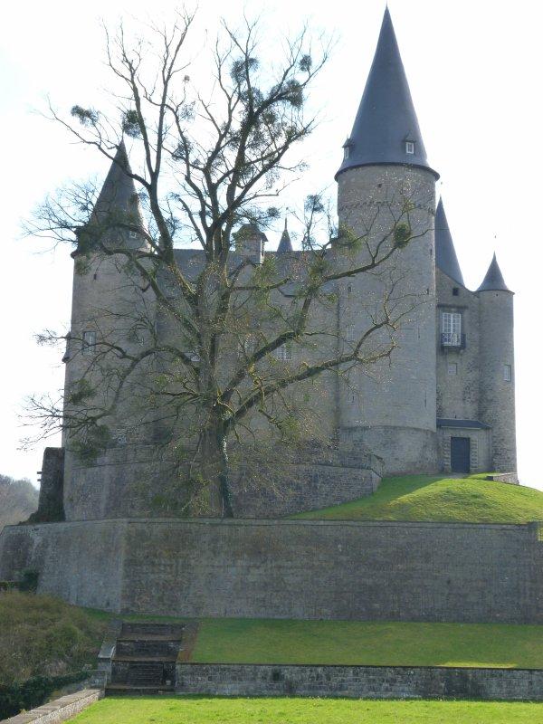 Mercredi 11 avril 2012 Chateau de Vêves