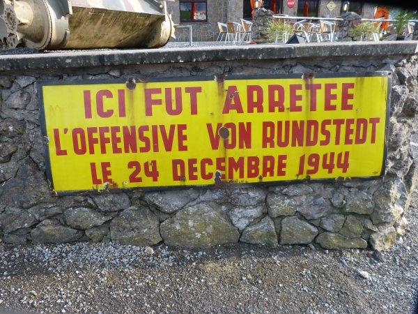 Mercredi 11 avril 2012 Tank à Celles près de Dinant