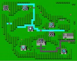 Monde de Final Fantasy 1