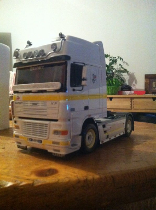 daf xf 95 reproduction