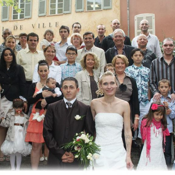 Mariage <3