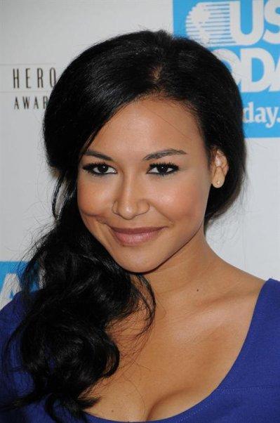 Naya Rivera (Santana Lopez)