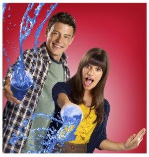 - Saison 2 : Photos promotionnelles avec des slushies colorés