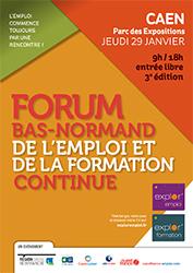 Les offres d'emploi de Basse-Normandie
