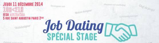 Job Dating d'IESA multimédia