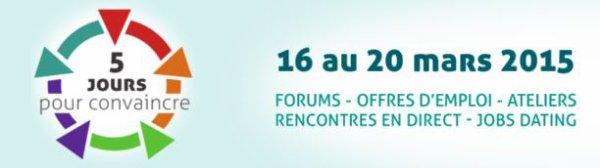 5 jours pour convaincre dans la région de Poitou-Charentes