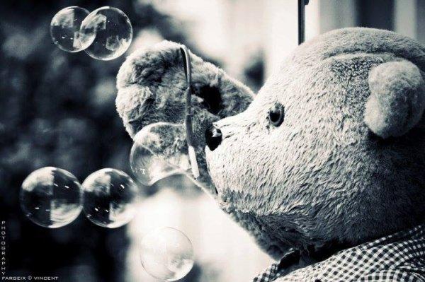 La bulle de défense.