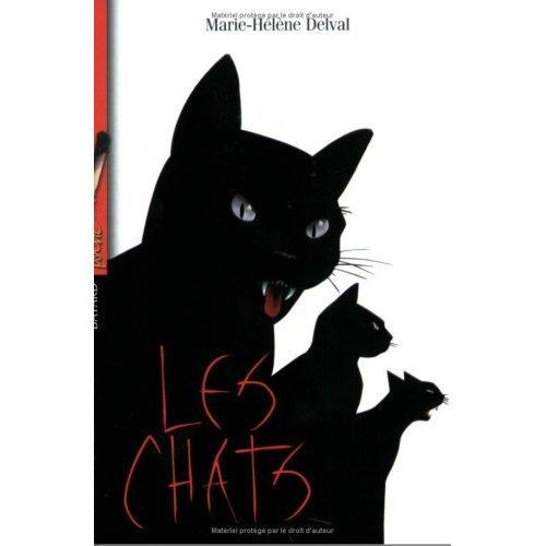 Les chats de Marie-Hélène Delval (septembre 2o1o)