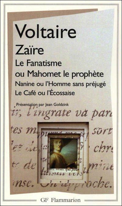 Zaïre de Voltaire (octobre 2o1o)