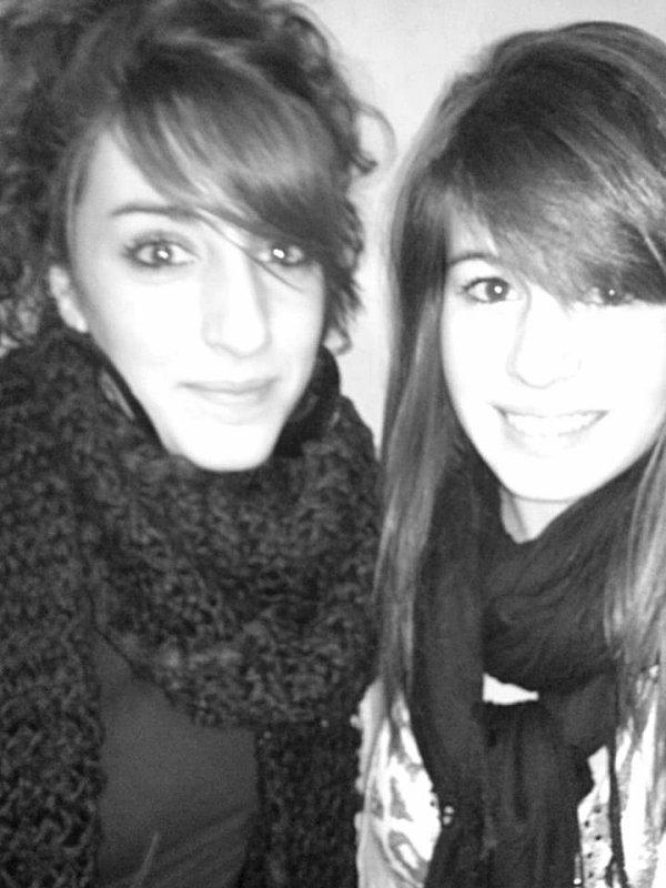La meilleure amie , juste elle. ♥