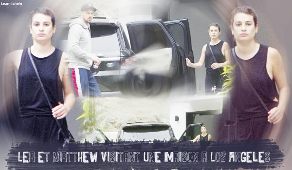 .  28/04/2015  : Lea et Matthew ont été vus faisant du shopping .     J'aime leur tenue ! Lea est toute souriante ! j'aime la voir comme sa . TOP.      [/font=Arial]    .