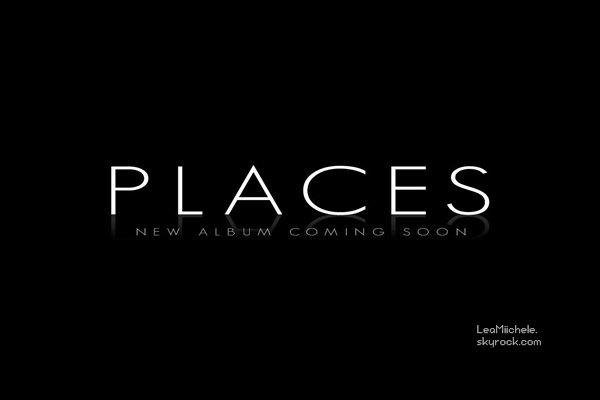 """.  26/01/2017  :   Première photo issue de son nouvel album.      On découvre une toute nouvelle photo issue du shooting pour l'album ! J'aime cette photo ! Elle est juste sublime !!! :) + On découvre enfin le titre de l'album qui est : """"PLACES"""".      [/font=Arial]    ."""