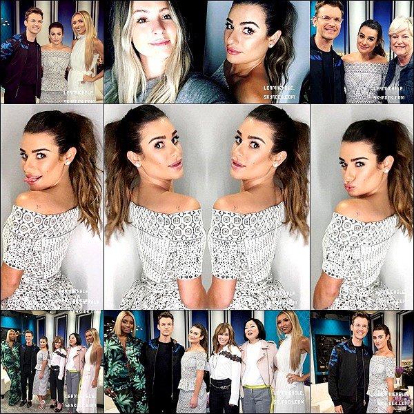 .  22/05/2017 : Lea en interview pour Fashion Police.    J'aime beaucoup, Lea est très classe je trouve ! :) Sa mise en beauté est très belle  et sa coiffure est simple mais réussie :) c'est un  TOP.[/font=Arial]    .