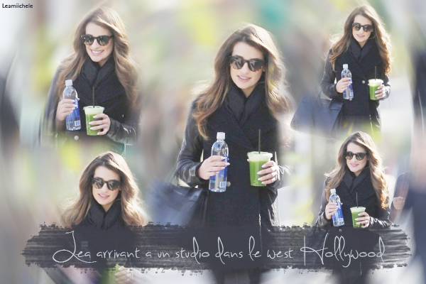 ".  03/12/2013  : Lea   a la radio ""The Elvis Duran Show"".    Lors de son séjour a New York, Lea a accordé une interview a la radio. J'aime beaucoup les photos .[/font=Arial]    ."