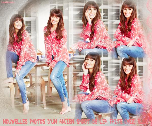 .  07/01/2014  : Nouvelles   photos de Lea réalisées chez elle.    J'adore ses photos ! Lea est sublime tout en simplicité.  TOP.[/font=Arial]    .