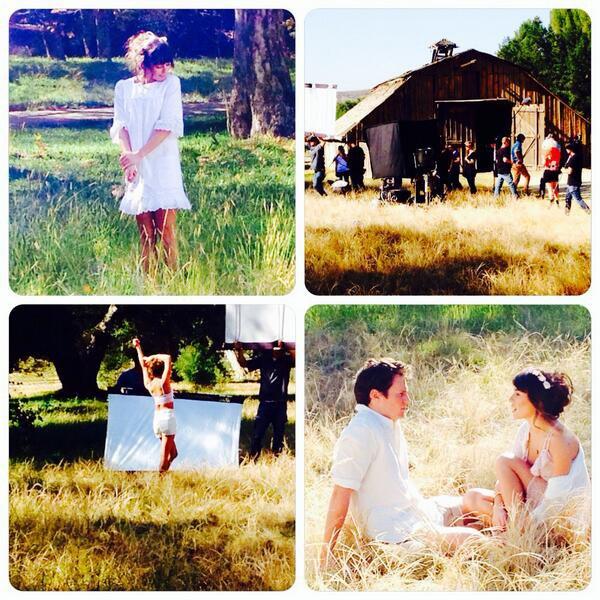 """.  2014 :  De nouvelles photos d'un shooting datant de 2011 pour le magazine """"Marie Claire""""sont disponibles.  J'aime ses photos! les filles sont sublimes ! Lea est magnifique. C'est un  TOP.[/font=Arial]    ."""