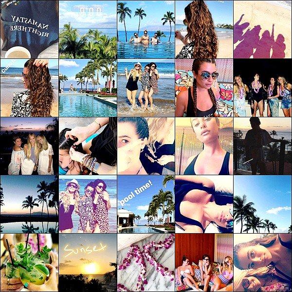 .  23/02/2017  :    Dernières photos instagram postées par Lea .     Les photos donnent envie, sa fait vraiment rever ! j'adore :)   TOP   [/font=Arial]    .