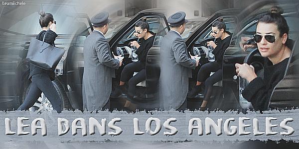 .  28/02/2017  : Lea   a été vue dans Los Angeles.     Rien de spéciale a dire, tenue très décontracté et très simple. BOF   [/font=Arial]    .