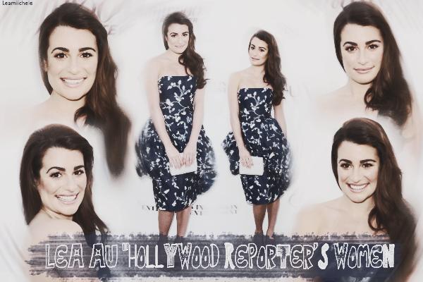 .  08/12/2014  : Lea a été vue sur le tournage de Glee en compagnie de Chord (Sam).     J'aime la couleur de sa robe ! J'aime également les bottes! TOP.      [/font=Arial]    .