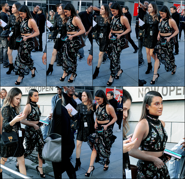 ".  12/02/2017  : Lea   arrivant au Staples Center pour les Grammy Awards.       Très surprise par la tenue de Lea.. je n'aime pas du tout son make up et sa coiffure est trop ""aplatie"" pour moi !!    [/font=Arial]    ."