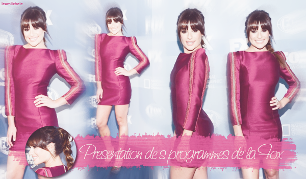".  11/05/2015  : Lea s'est rendue à la ""Fox Scream Queens Party""à New York.     Seules des photos twitter sont disponibles, Lea est sublime ! j'aime sa coiffure et sa tenue a l'air jolie.  TOP.      [/font=Arial]    ."