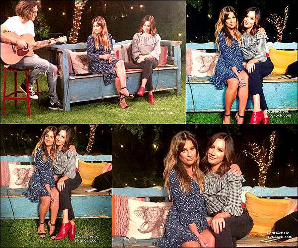 """.  23/07/2017 : Lea a commencer la promo de sa série : """" The Mayor"""".  Lea est sublime ! J'adore sa robe bleue, le make up est très réussi ainsi que sa coiffure qui lui va super bien !! Lea est magnifique comme sa! C'est un  TOP.[/font=Arial]    ."""
