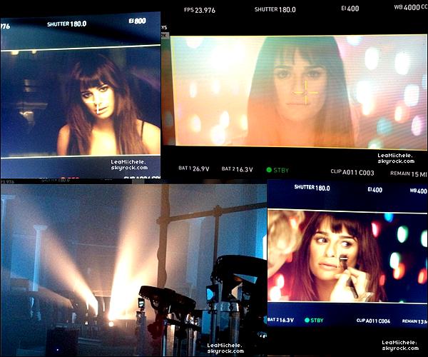 """.  Novembre 2013: Lea a tourné son tout premier clip!. Cannonball est le premier extrait de son album """"Louder"""".  Lea est toute belle !! Le clip va etre sublime !!C'est un  TOP.[/font=Arial]    ."""