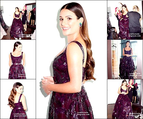 .  17/09/2017 : Lea était présente a la 69 ème cérémonie des  Emmy Awards à Los Angeles .   Lea est très jolie ! j'aime sa robe ! je suis moins fan de sa coiffure mais sa reste un   TOP.[/font=Arial]    .