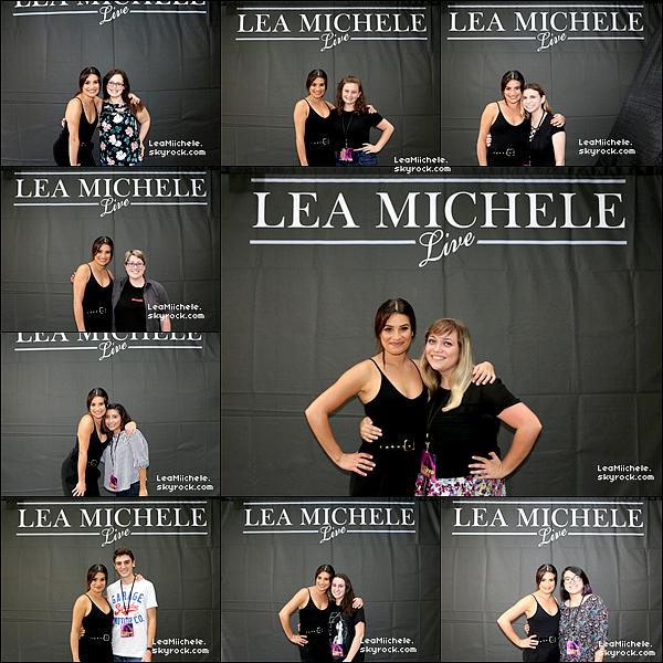 .  08/10/2017 : Lea était présente au festival : Elsie Fest a New York en compagnie de Darren Criss.   Lea est très jolie ! Tenue simple mais assez sympa. c'est un   TOP.[/font=Arial]    .