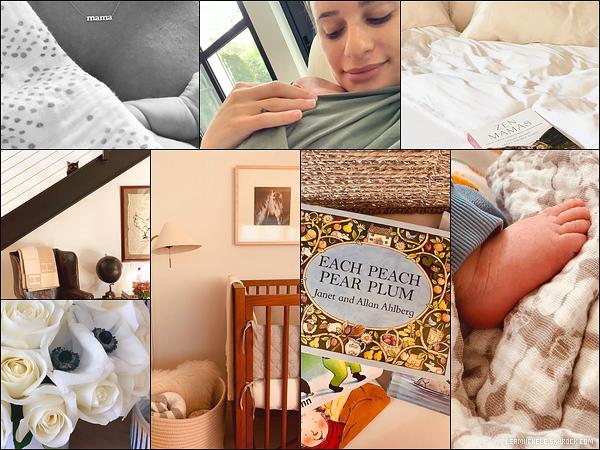 •••  INSTA Notre chère Lea a posté diverses photos sur ses réseaux sociaux depuis la naissance de son fils            Toutes ces photos sont tellement belles ! J'adore celle de la chambre d'Ever mais aussi celle avec sa mère et de son petit pied.