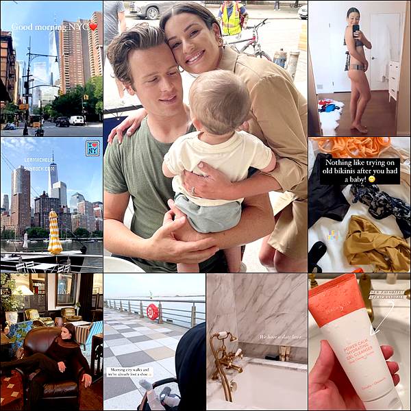 ⇢ ♬ ♪ ♫ _ INSTAGRAM_ ●  Lea a posté des photos sur ses réseaux sociaux du 23/05 au 26/05/21 ♫  ⇣    ▲ J'aime beaucoup ces nouvelles photos ! J'aime de toute façon ce que poste Lea! Coup de c½ur pour la photo avec Jon   TOP▲[/font=Tahoma]   .