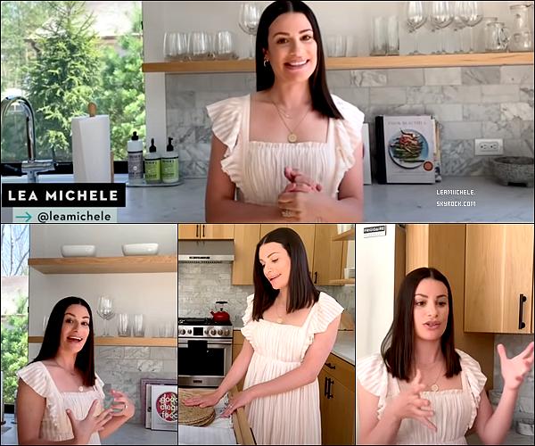 ⇢ ♬ ♪ ♫ _ APPEARANCES _ ● Lea nous fait visiter sa cuisine parfaitement organisée, le  11/05/21 ♫  ⇣    ▲ J'aime ce genre de vidéo ! Sa fait plaisir de retrouver Lea! J'aime sa tenue, elle est toute mignonne!.   TOP▲[/font=Tahoma]   .