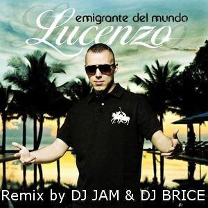 Lucenzo - Emigrante Del Mundo ( New version portuguese album) DJ JAM & DJ BRICE (2011)