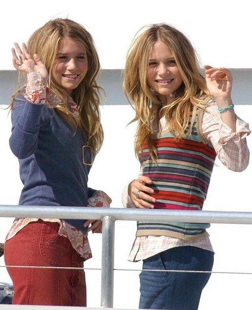 Mary-Kate & Ashley Olsen <3  ( 3ème et 4 ème photos retouchées by ME)