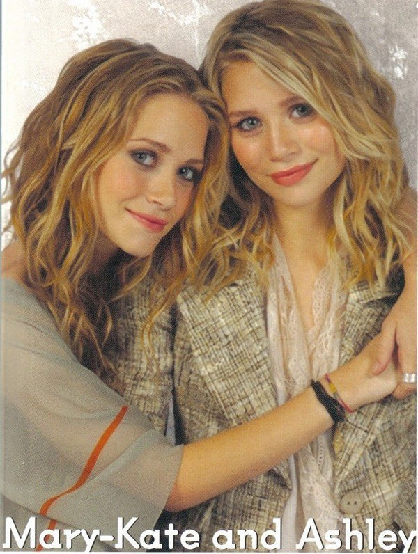 ☼☼☼. Spécial Jumelles Olsen 1 ☼☼☼.