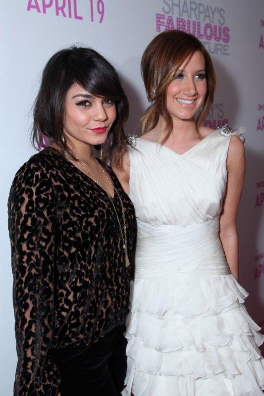 Vanessa et Ashley Tisdale