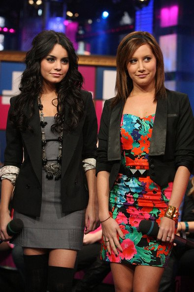 Vanessa et Ashley Tisdale