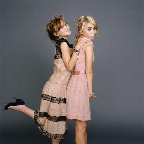 Les Jumelles Olsen <3