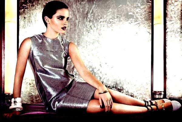 Emma Watson (Photos : 2,4,5,6 et 8 retouchées by ME)