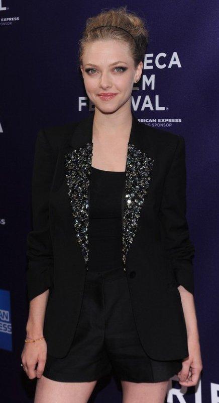 Amanda Seyfried / Extrait du film Time Out