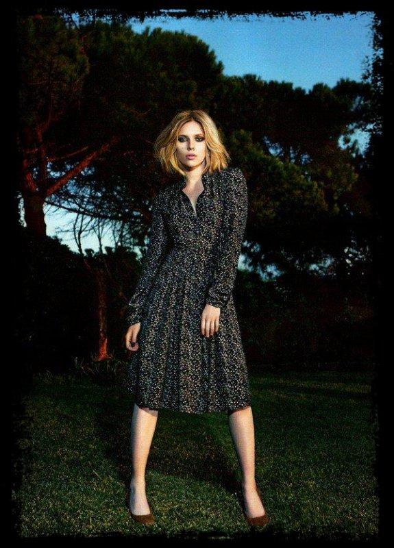 Scarlett Johanson / Taylor Swift