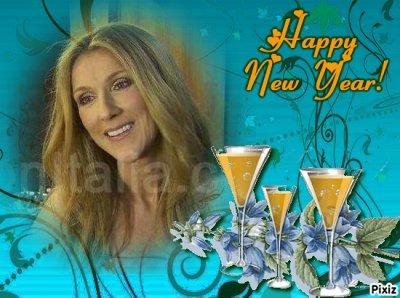 Bonne Année à tous mes ami(e)s et que du bonheur pour cette nouvelle année ;)