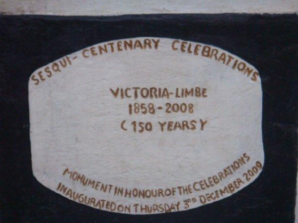 victoria limbe