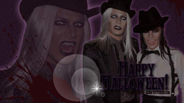 Montage Adam ( et Sauli ) Vampire