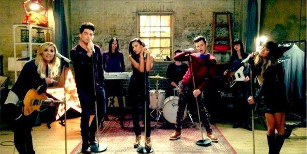 Adam dans Glee