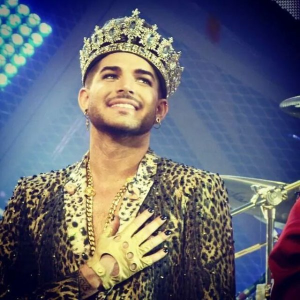Queen Tour With Adam Lambert <3