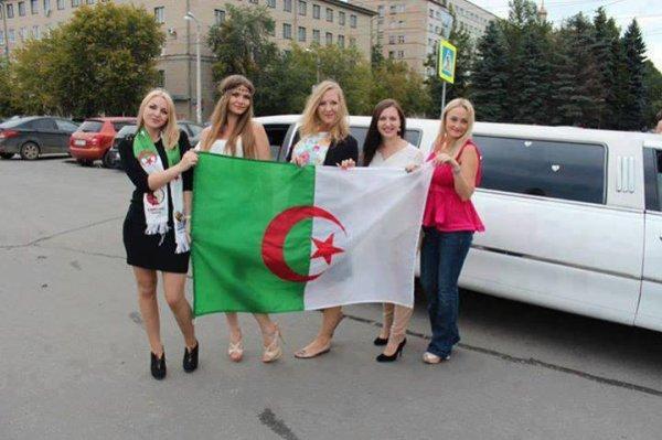 la femme algerienne